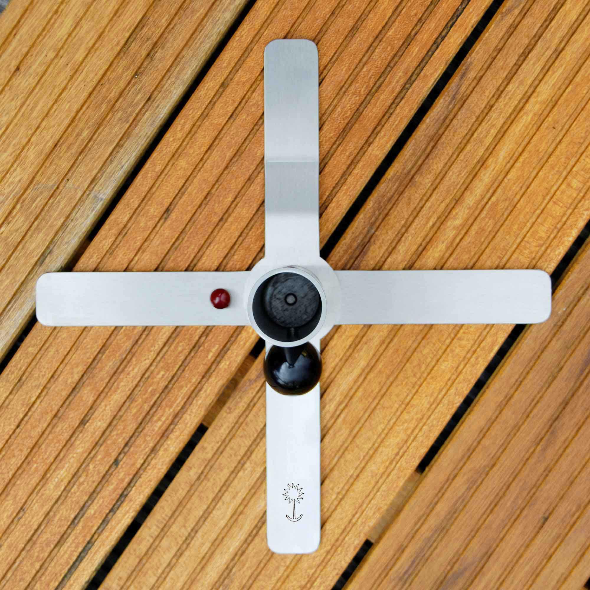 sonnenanker-anker-ständer-Holzdeck-Sonnenschirm-Schirmständer-Edelstahl-Kreuzfuss-diagonal